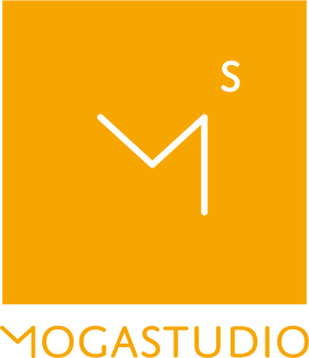 MOGASTUDIO web | 3design | adv Logo