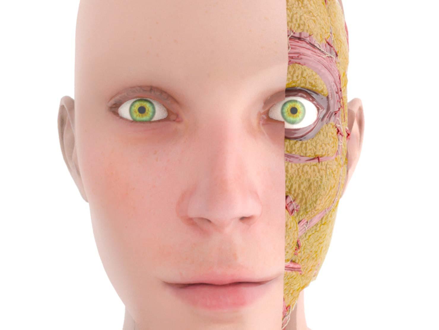 animazione 3D medico chirurgica